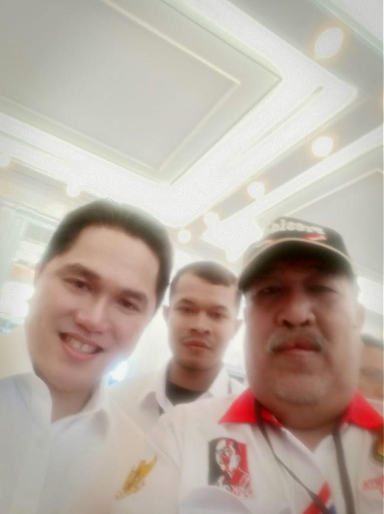 Relawan Padamu Negeri Mengucapkan Selamat Bekerja Pemerintahan Jokowi Ma'aruf Amin Beserta Kabinet Indonesia Maju