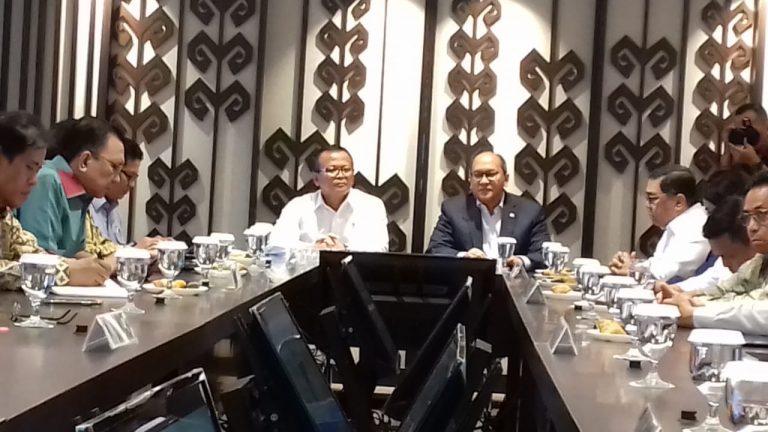 Menteri KKP bersama Kadin Bahas Sinergitas Kerja