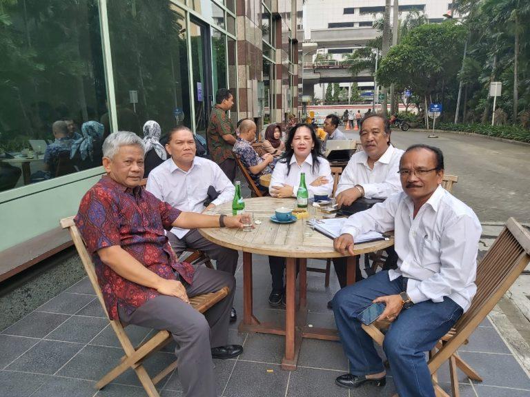 Pelepasan Tanah PTPN 2 Sangat Didukung Relawan Padamu Negeri