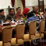 Presiden Minta Gubernur Anies Kerja Cepat Membebaskan Lahan BKT