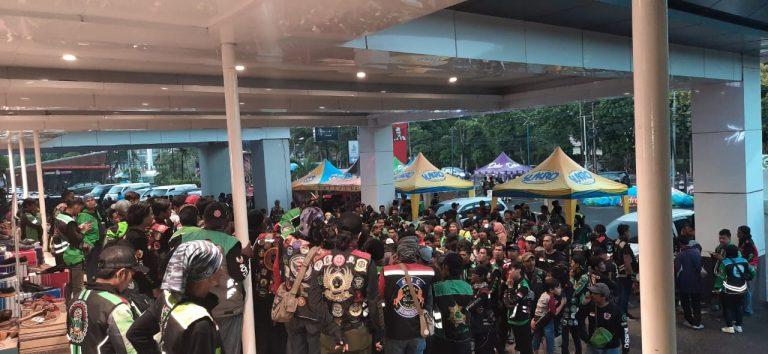 Anniversary 3 RD S.U.C Cakung Sangat Meriah Dihibur Penyanyi Dangdut