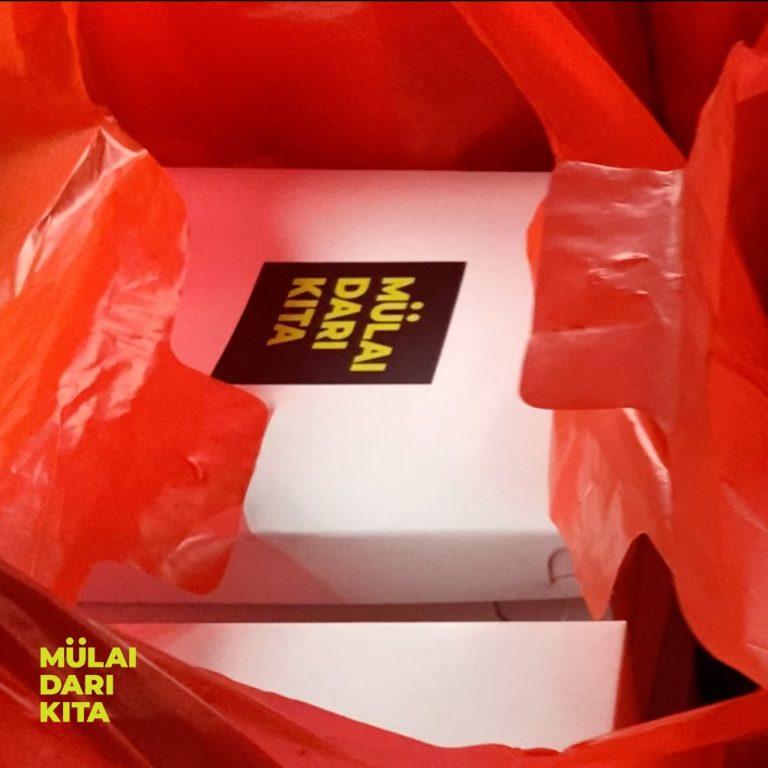 Gerakan sosial MulaiDariKita Berbagi 500 Kotak Makanan Untuk Orang-orang Membutuhkan di Jalanan