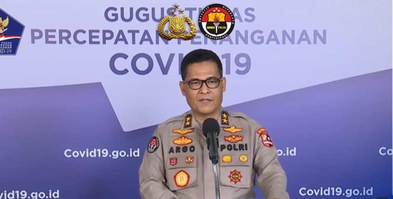 Polri Berlakukan Penyekatan Jalur-Jalur Utama Cegah Arus Balik Menuju Jakarta dari Berbagai Daerah